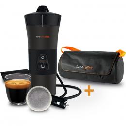 Pack Handcoffee Auto 12V y Bolsa