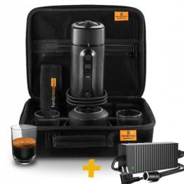 Handpresso Auto Set capsule y transformador 120W