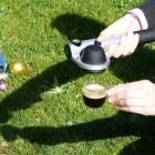 Caffettiera manuale Handpresso Pump argento - Handpresso