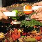 Caffettiera manuale Handpresso Pump Pop arancione - Handpresso