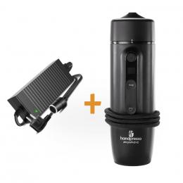 Handpresso espresso machine car Nespresso®* compatible capsules