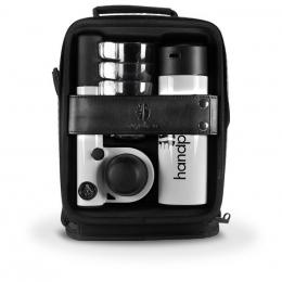 Machine expresso manuelle coffret Handpresso Pump set blanc -Handpresso
