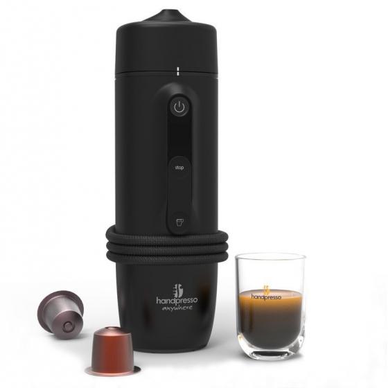 Handpresso Auto capsule 12v coffee maker for the car – Handpresso