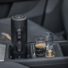 Handpresso Auto capsule cafetière 12v pour voiture compatible Nespresso®* pour voiture