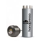 Termo con termómetro integrado plateado - Handpresso