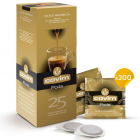 Covim ESE espresso pods Gold arabica box of 200- Handpresso