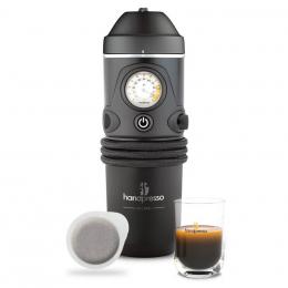 Macchina espresso ricondizionata per l'automobile - Handpresso