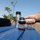 Ricondizionato Handpresso Pump set argento - Handpresso