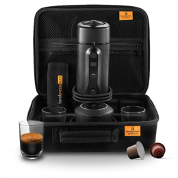Reconditionné Handpresso Auto Set capsule coffret machine cafe voiture