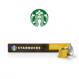 Starbucks Blonde 10 capsules