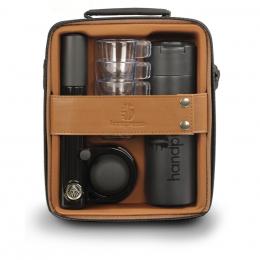 Kit espresso Handpresso Pump negro y marron - Handpresso