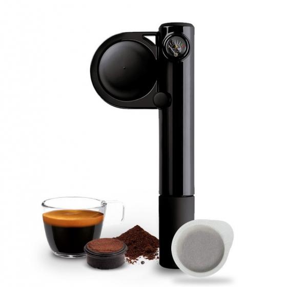 Handpresso Pump Schwarz, manuelle Kaffeemaschine– Handpresso