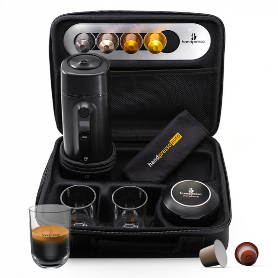 Handpresso Auto Set capsule coffret machine expresso voiture